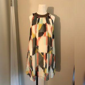 HD in Paris Anthropologie dress